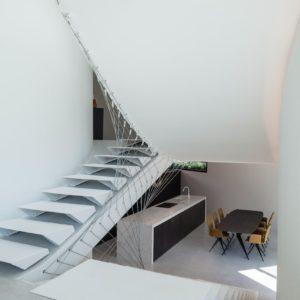 Villa MQ jednorodzinny dom w Belgii