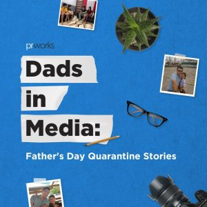 Dads in media: Father's Day quarantine stories