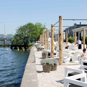 The Harbour club Oost Amsterdam