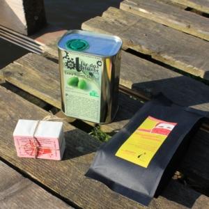 SOLI-Mixpaket (Espresso + Seife + Öl) 3