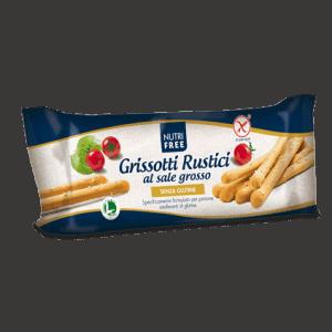 Nutrifree Grisini z Grobo Soljo brez glutena