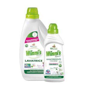 Winni's Detergent in Mehčalec za Pranje Perila