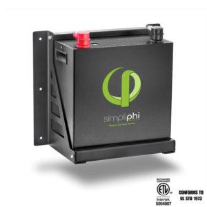 Solaire Laurentides - Batterie Simpliphi Lithium (LFP) 3.8KW/48Vdc