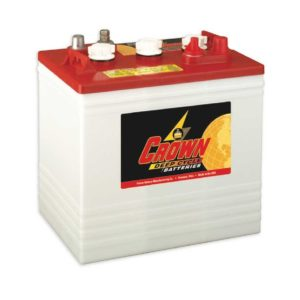 Solaire Laurentides - Batterie Crown CR-235 6V 235AH