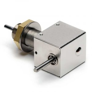 """Right Angle Rotary Ft, Magnetic Seal, 1"""" Bolt"""