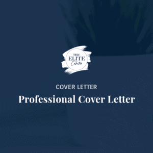Professional Cover Letter Product Image