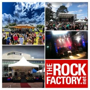 Event Production Hire, Sound, Lighting, Staging, DJ Gear and bands for events, live sound auckland