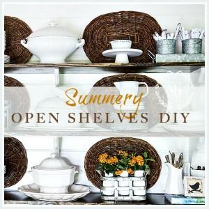 SUMMERY OPEN SHELVES-THUMBNAIL-stonegableblog