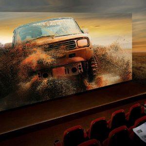 Светодиодные экраны для кинотеатров