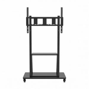 Wize Pro M86   Напольная стойка с колесами для дисплея весом до 150 кг