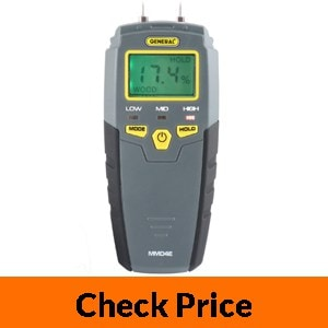 General Tools MMD4E (Best moisture meter for woodworking)