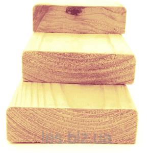 Брусок 30х50 лесоматериалы обрезные (гост 8486-86) размеры 2,00-4,50 мм