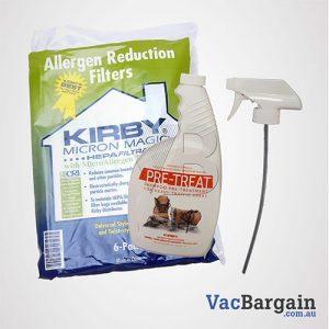 Kirby Heavy Traffic 650 ml 6 Bags All Kirby Models