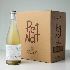 Cruzat Pet Nat Chardonnay Vino Natural Espumante Espumoso Champagne Cajas de Vino en oferta Envio grátis