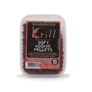 Sonubaits Soft Hooker Pellets Krill