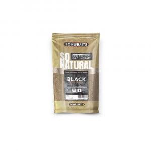 Sonubaits Grundfutter So Natural Black