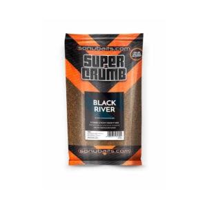 Sonubaits Grundfutter Supercrumb Black River