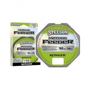 Konger Steelon Method Feeder Angelschnur