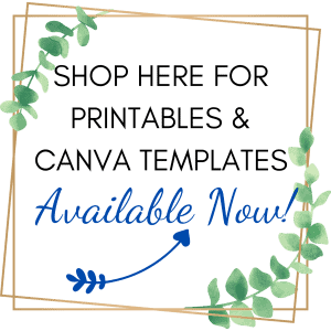 Pinterest Pins- Shop Here for Templates
