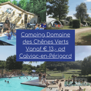 Banner Camping Domaine des Chênes Verts