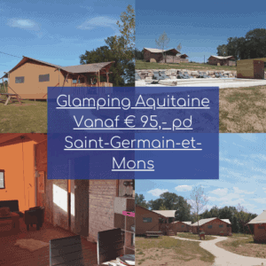 Banner Glamping Aquitaine