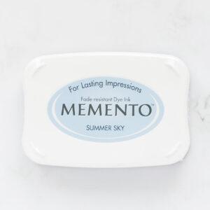 tinta-memento-summer-sky-cielo-de-verano-materiales-carvado-sellos-ana-sola