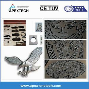 china CNC Plasma Metal Cutting samples for Carbon Stainless Steel Pipe with Cheap Price cnc plasma machinery