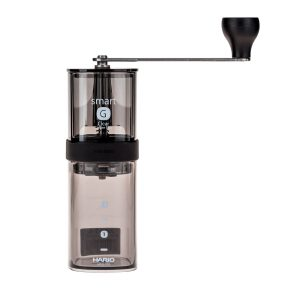 Hario - Smart G Coffee Mill Transparent Black