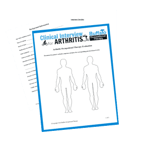Clinical Interview for Arthritis Evaluation