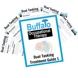 Dual tasking packet 1- Buffalo Occupational Therapy copy