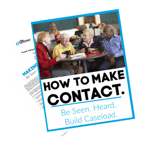 How to make contact - The OTpreneur - Thumbnail