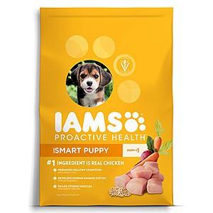 IAMS Purina recall history active old smart puppy aflatoxin salmonella chemical contamination