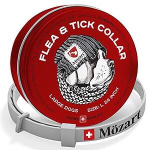 Mozard flea tick collar Swiss quality 6 month protection