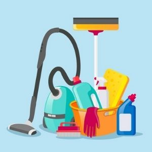 Commercial cleaning and services jobs near me. Lysol wipes delivery, Castle, Kirei and deep cleaning.