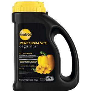 Miracle-Gro Performance Organics