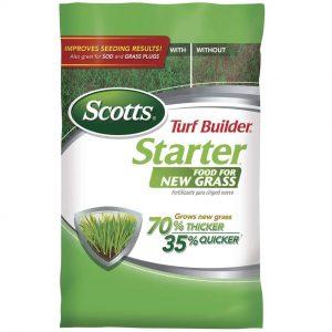 Scotts Turf Builder Best Fertilizer For Bermuda Grass