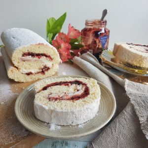 Gluten Free Swiss Roll Recipe