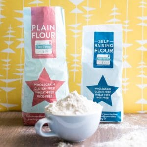 Free From Fairy Wholegrain Flour
