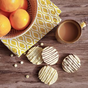 Gluten Free Orange Freezer Biscuits