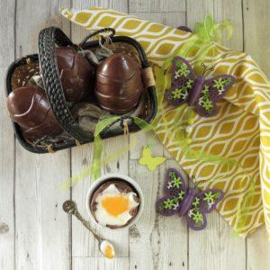 Gluten Free and Vegan Creme Egg Recipe by Glutarama