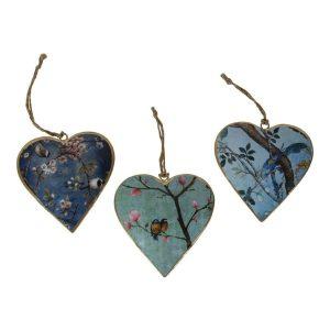 Imbarro hanging Hearts Blossom