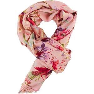 Imbarro Sjaal Paradise print Pink - 100x200cm