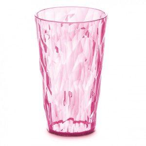 Koziol Glas Club L Pink