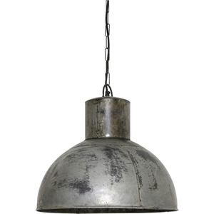 Light & Living Hanglamp Ekin Zilver Ø43cm