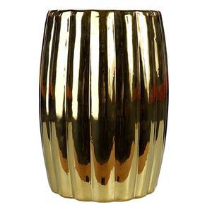 pols potten stool curvy ceramic