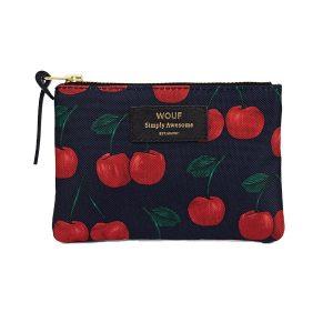 Wouf Cherries portemonnee Small