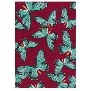 WOUF Notitieboekje Butterfly A6