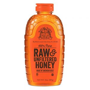 Nature Nate's Pure, Raw & Unfiltered Honey