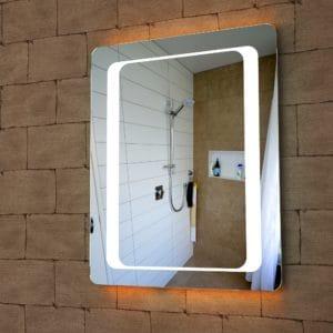 Rectangle Mirror-Henry Brooks