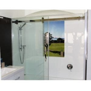 Quality Bath sliding door Henry Brooks